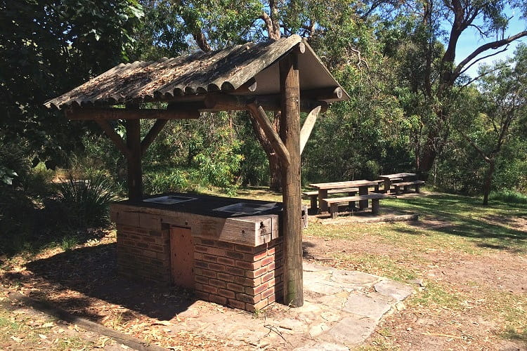 Balls Head Reserve picnic facilities