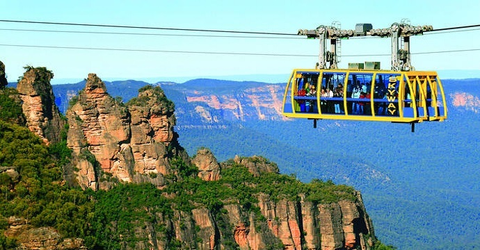 All inclusive Blue Mountains small group day tour