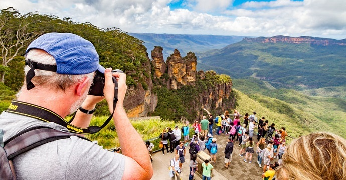 Blue Mountains all inclusive day trip