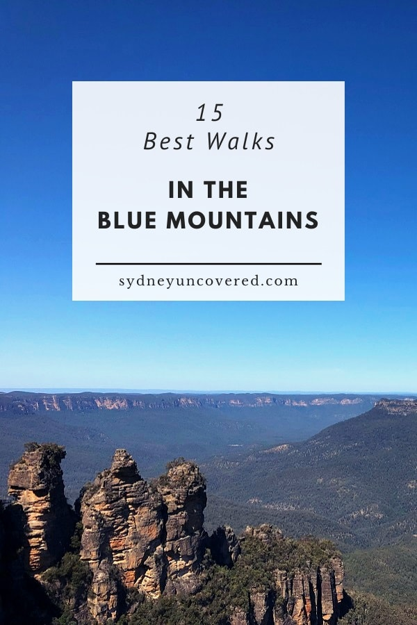 Best walks in the Blue Mountains