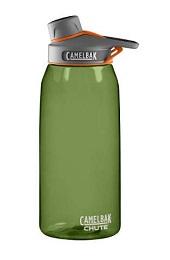 Best plastic water bottle: Camelbak Chute 1L