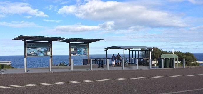 Cape Solander viewing platform