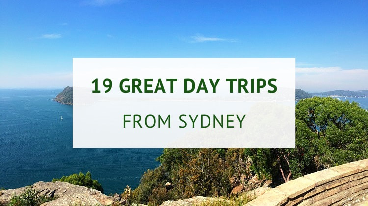 19 Best day trips from Sydney