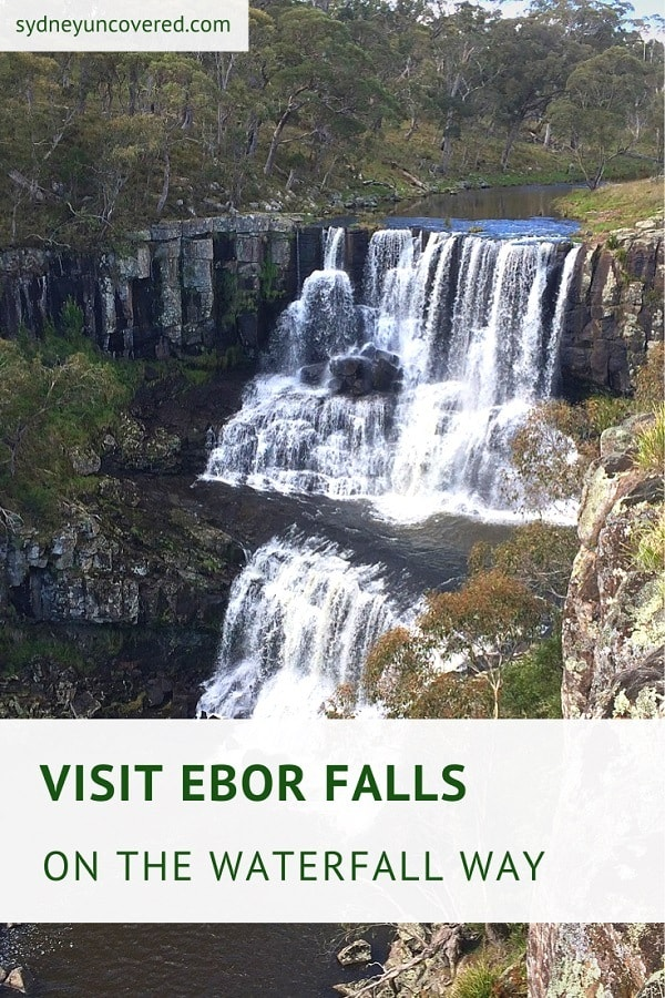 Ebor Falls on the Guy Fawkes River