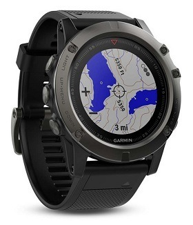 Best GPS watch for hiking: Garmin Fenix 5X