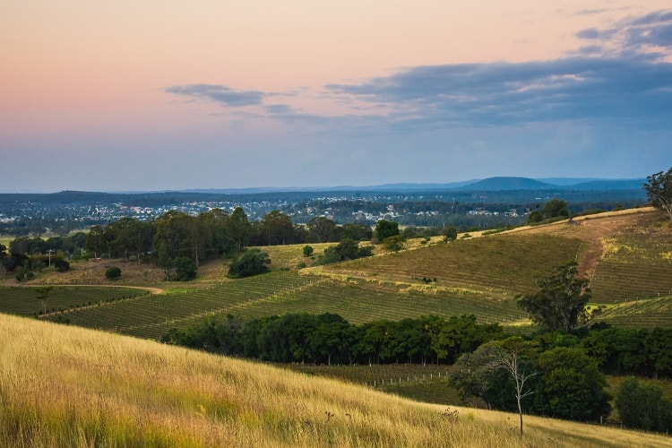 Hunter Valley is a popular weekend escape
