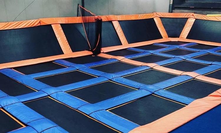 Sydney indoor trampoline jumping