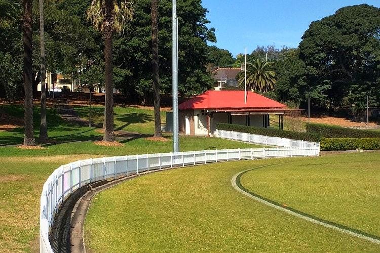 Jubilee Park in Glebe