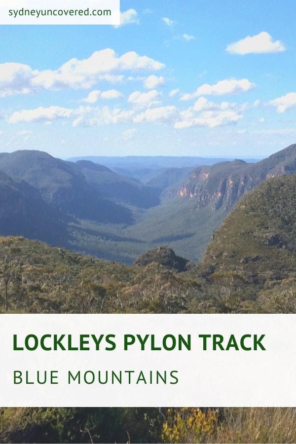 Lockleys Pylon walking track