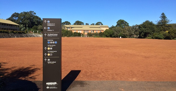 Manly North Head Parade Ground