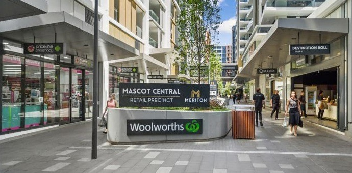 Hotels in Mascot Central close to Sydney CBD