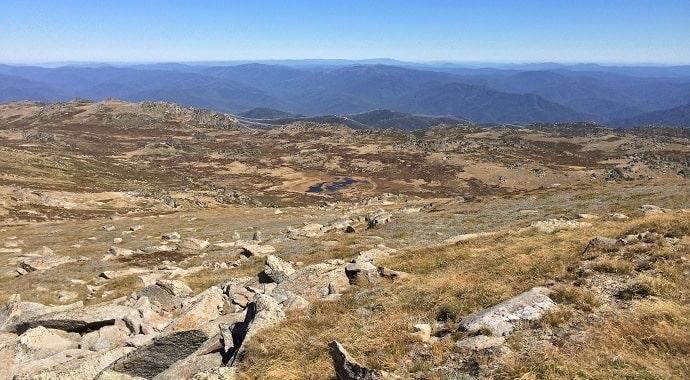 Mt Kosciuszko summit walk