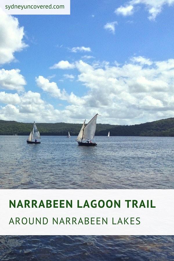 Narrabeen Lagoon Trail around Narrabeen Lakes