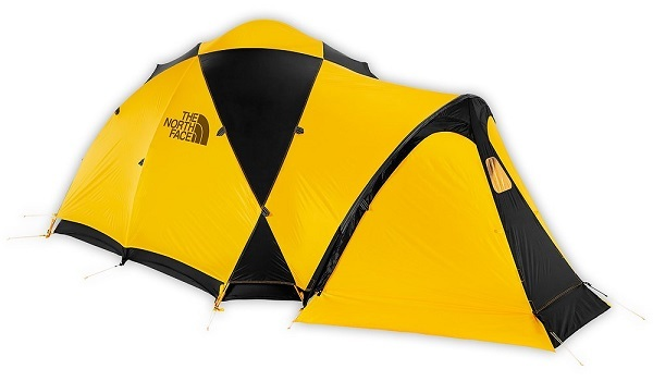 The North Face Bastion 4 person hiking tent