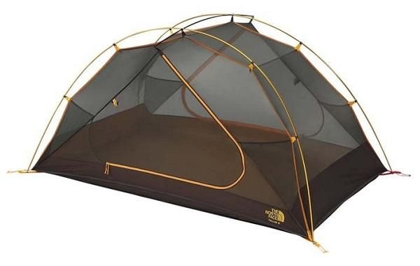 The North Face Talus 2 person hiking tent