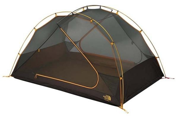 The North Face Talus 3 person backpacking tent
