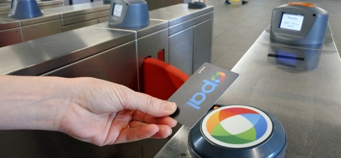 Getting around in Sydney with the Opal card