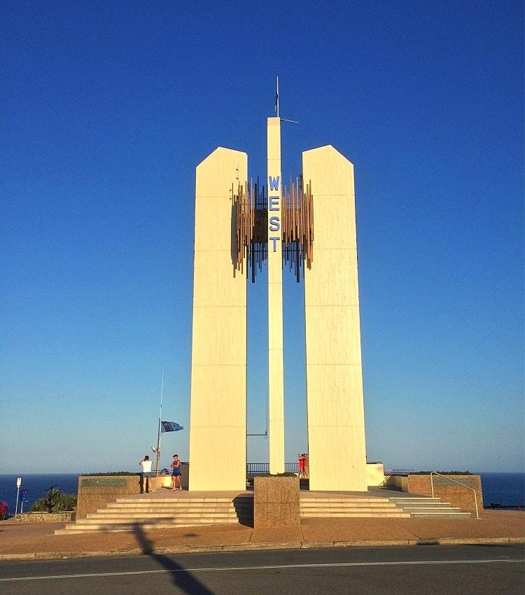 Point Danger Light (aka the Captain Cook Memorial Light)