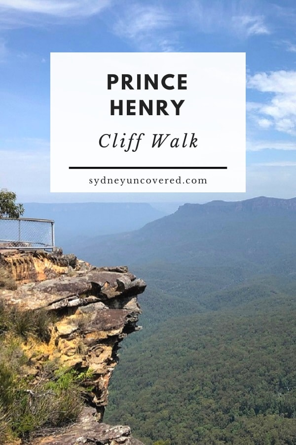 Prince Henry cliff walk