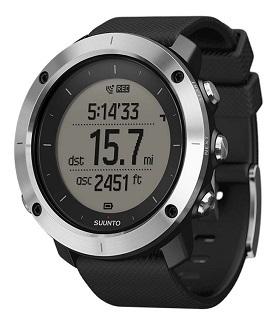 Best GPS watch for hiking: Suunto Traverse