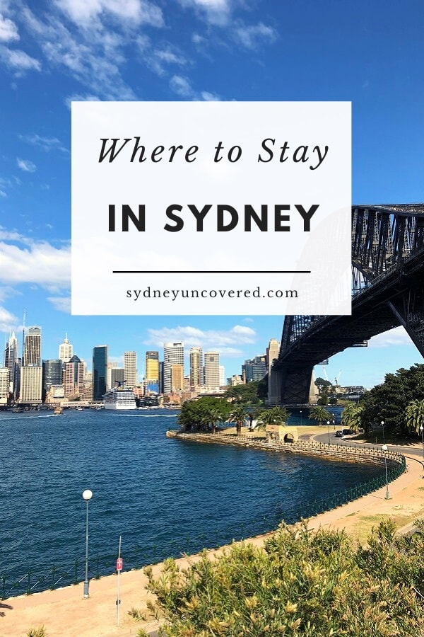 Where to stay in Sydney (best places and hotels)
