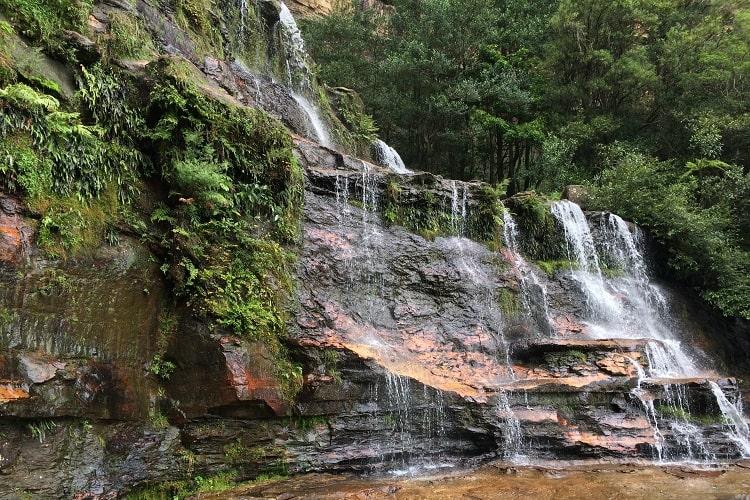 Katoomba Falls Circuit Hike