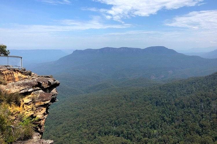 Tarpeian Rock Lookout