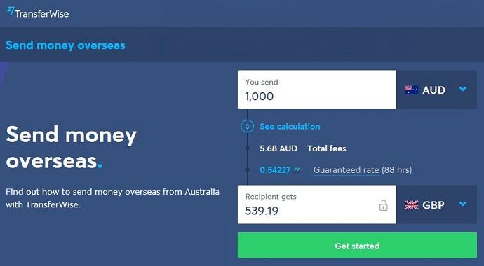 International Money Transfer To