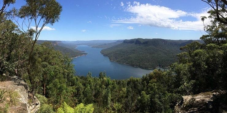 Lake Burragorang Lookout