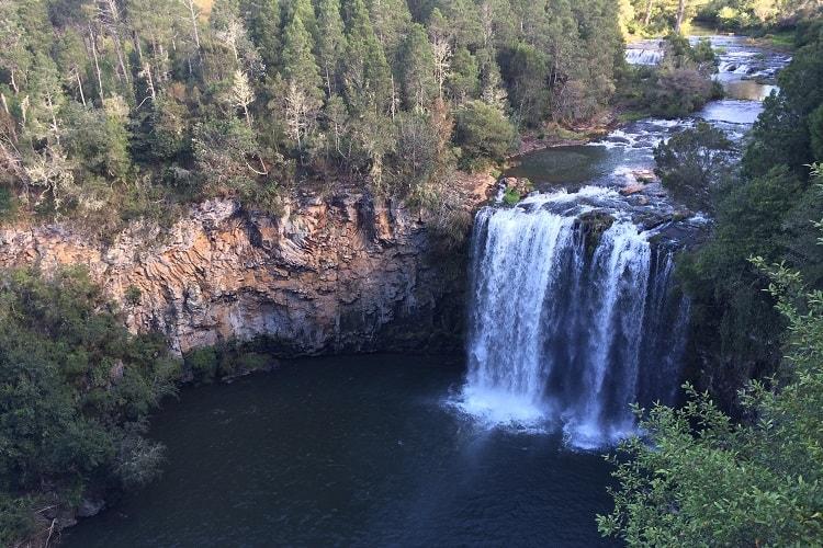 Waterfall Way in Northern NSW