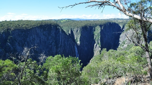 Wollomombi Gorge