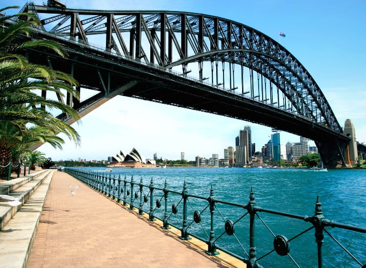Do a Sydney Harbour cruise