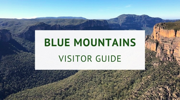 Blue Mountains in Sydney (visitor guide)