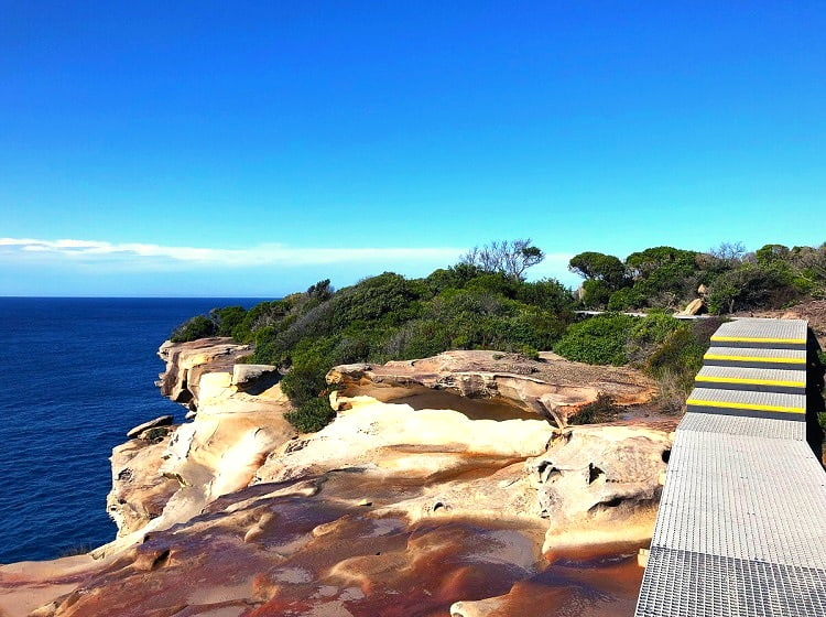 Malabar Headland Circuit Hike in Sydney's east