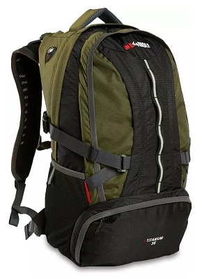 Best daypack for hiking: Blackwolf Titanium 35L Daypack