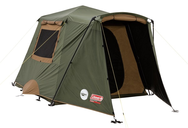Coleman Instant Up 4-person dark room tent