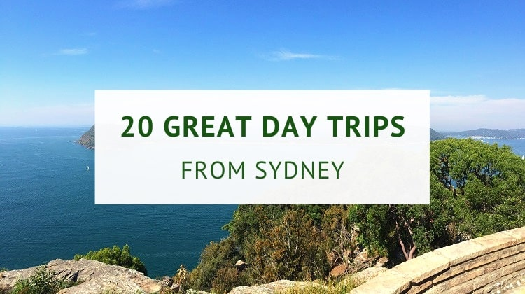 20 Best day trips from Sydney