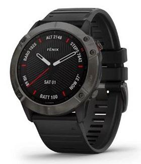 Best GPS watch for hiking: Garmin Fenix 6 series