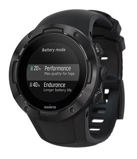 Best GPS watch for hiking: Suunto 5