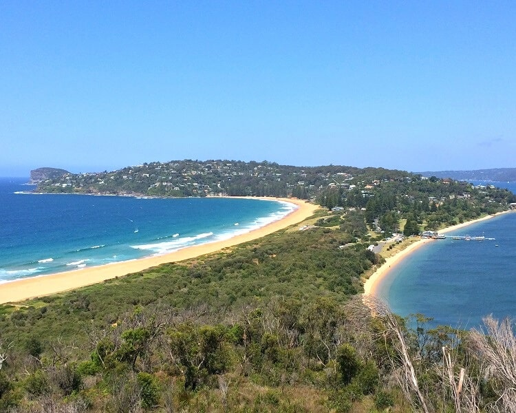 Views from Barrenjoey Headland