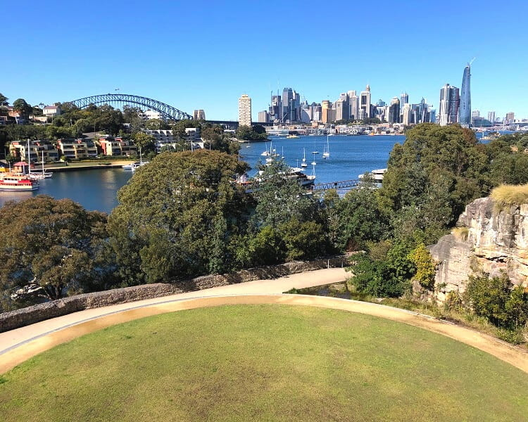 Carradah Park in Waverton
