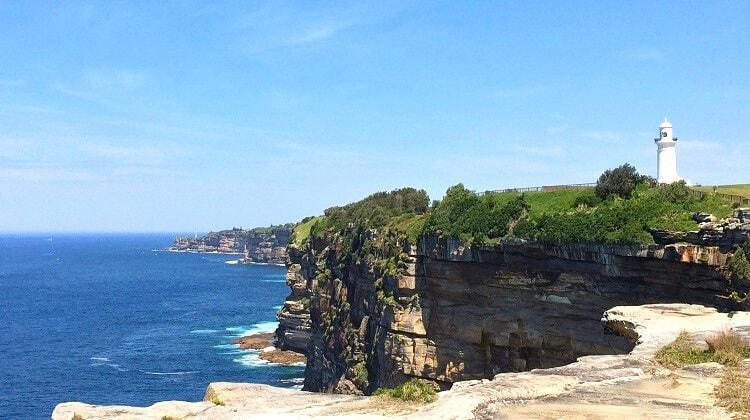 Federation Cliff Walk (Watsons Bay to Bondi)