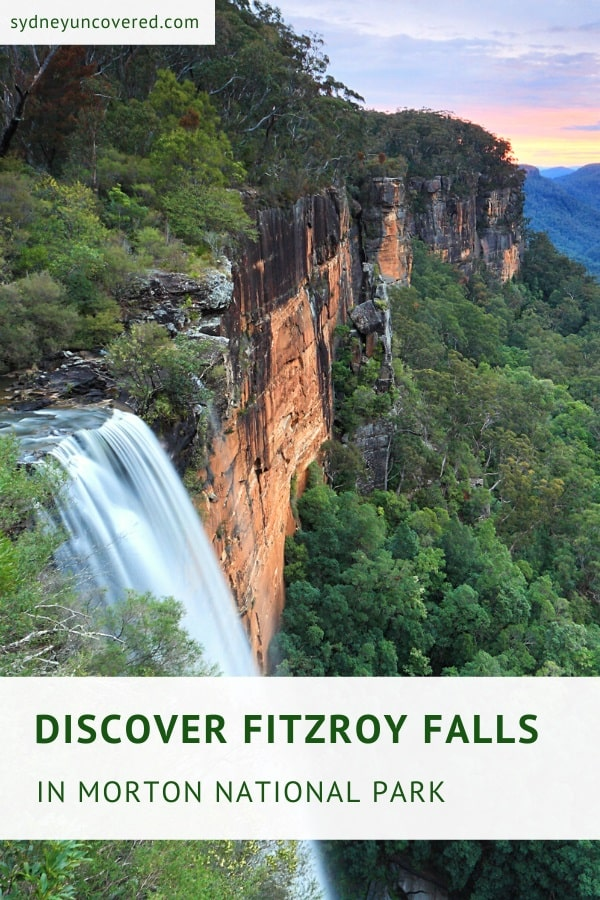 Discover Fitzroy Falls in Morton National Park