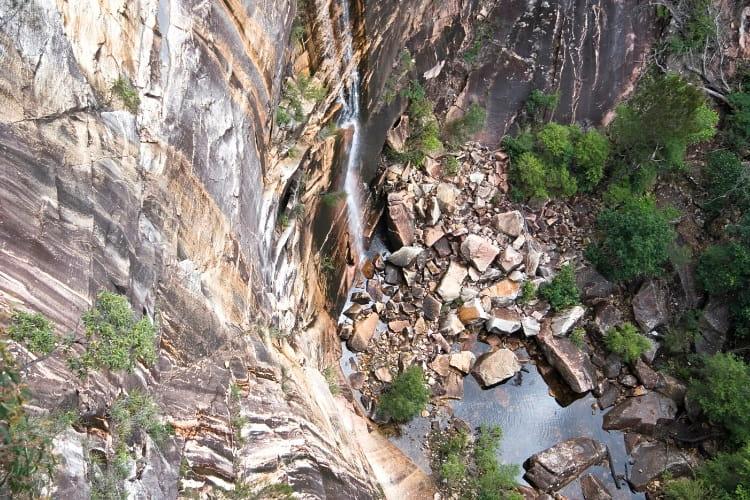 Granite Falls walking track