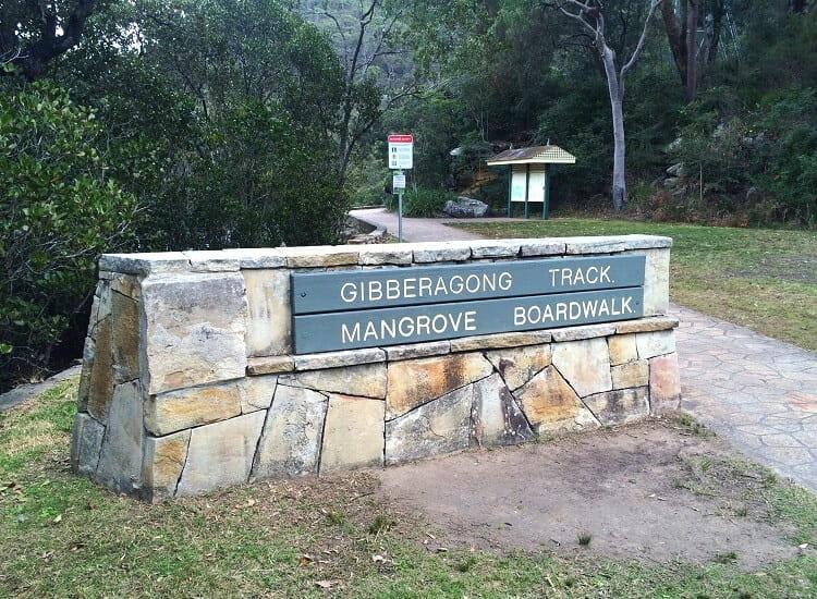 Gibberagong walking track