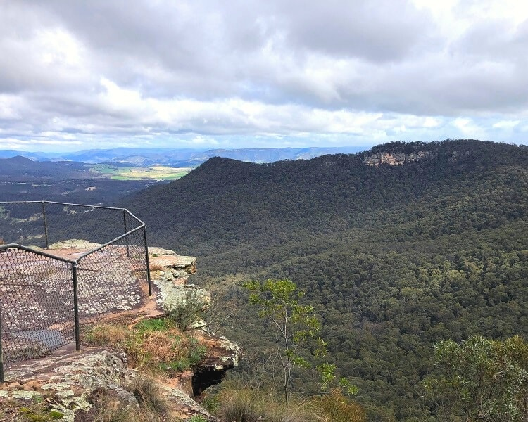 Mitchell Ridge Lookout