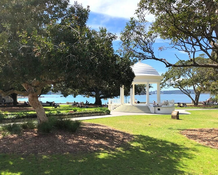 The Balmoral Beach Rotunda