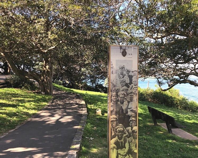 Bradleys Head Memorial Walk