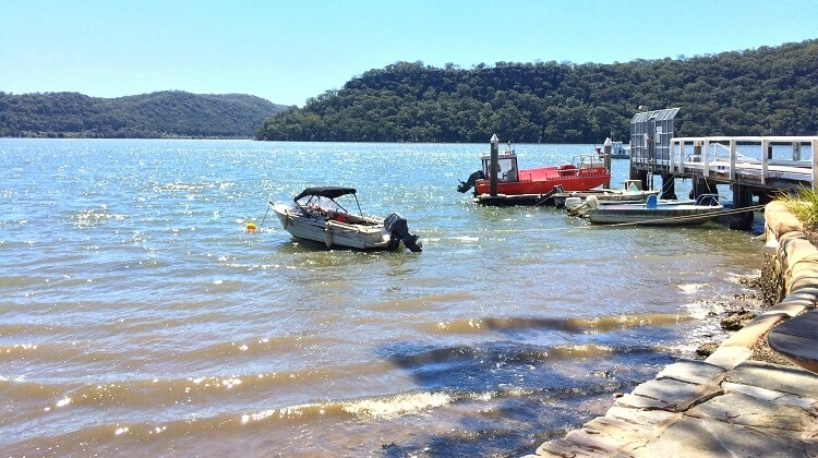 Discover Dangar Island on the Hawkesbury River