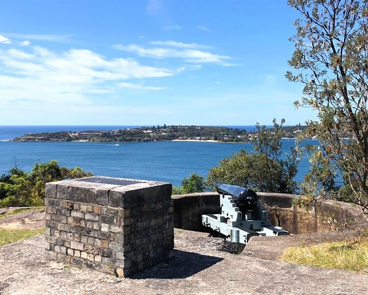 Georges Head Lookout